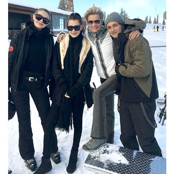 Yolanda Foster Says 'Love Conquers All' on Family Ski Trip After Splitting from David Foster| Breakups, Divorced, Kids & Family Life, Health, Real Housewives of Beverly Hills, David Foster, Gigi Hadid, Yolanda Foster