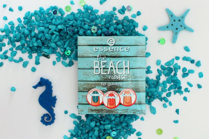 """essence """"the BEACH house"""" limited edition #essence #beauty #cosmetics #thebeachhouse #limitededition"""