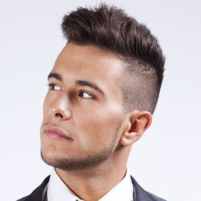 Short Sides, Disconnected Top: Men Cut, Men Haircuts, Men Hair Style, Men Style, Men'S, Men Fashion, Shorts, Hair Trends, Men Hairstyles