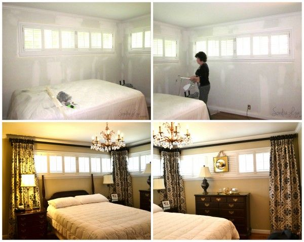... Decorating Curtains For Small Bedroom Windows : 17 Best Ideas About Small  Window Curtains On Pinterest ...