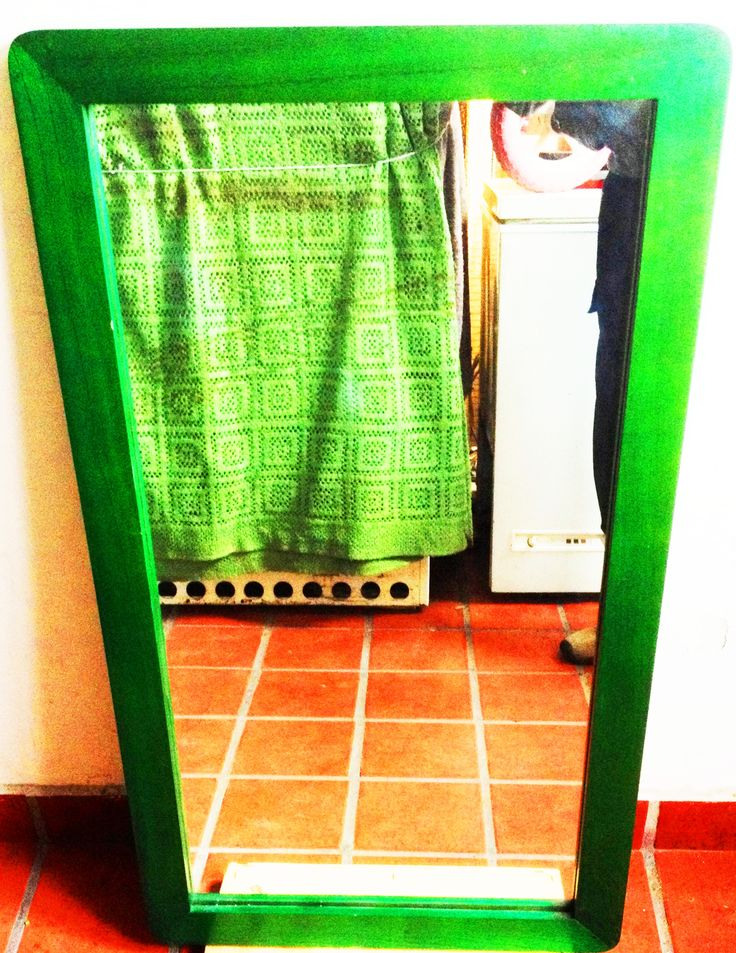 1000 ideas sobre espejo alto en pinterest espejos de for Espejo marco ancho
