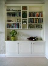 Made to measure cabinets and bookcases
