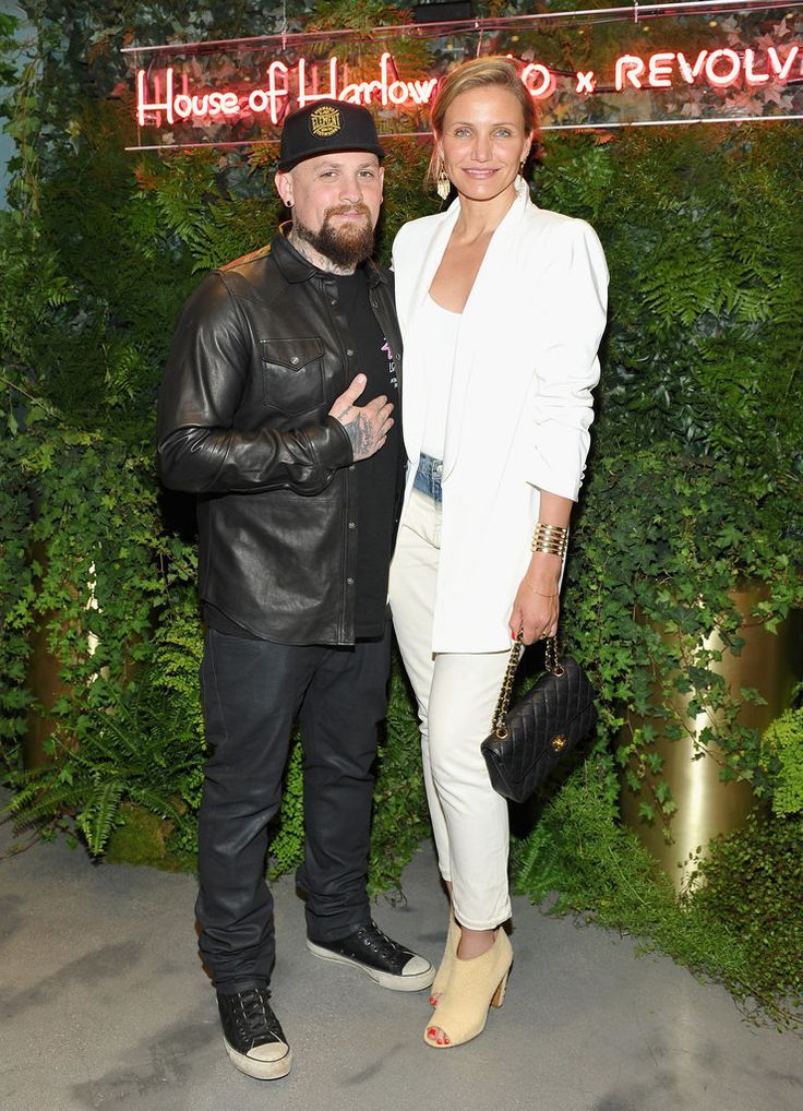 Cameron Diaz and Benji Madden are still going strong.