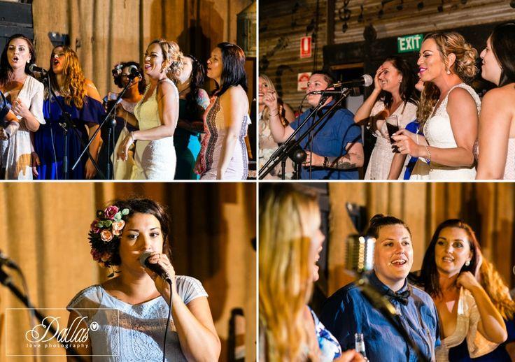 Karaoke at your wedding - Rustic wedding reception - Adora Downs, Australia http://dallaslovephotography.com/?p=13657