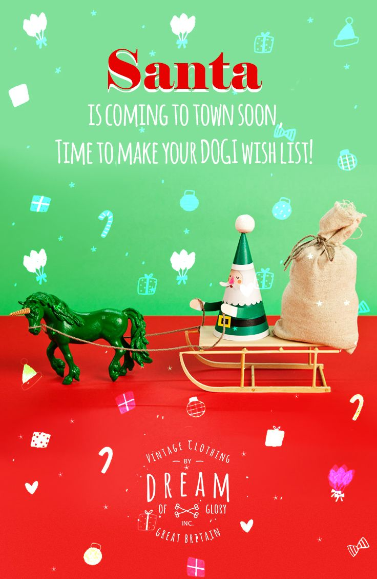 Ho Ho Ho! Christmas is coming, make your DOGI wishlist and shop our entire collection now @Myntra for the @Myntra Fashion Weekend : http://bit.ly/1RghS5W  #Christmas #Shopping #DreamofGlory