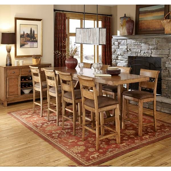 Logan Counter Height Dining Group