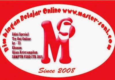 MENGUNGKAP RAHASIA SOAL UJIAN SENI RUPA ITB: Edisi Spesial Try Out Online ke - 73 Khusus Ujian ...