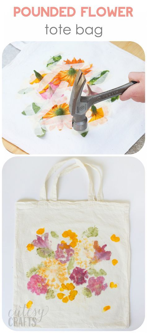 Färben mit Blüten