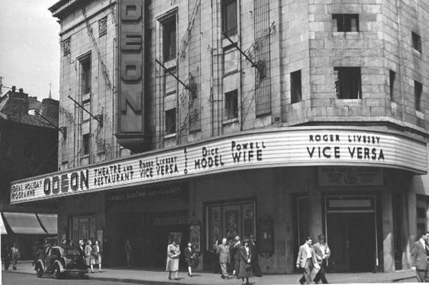 Odeon Cinema, Oxford Street