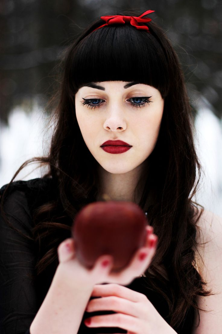I want to take a shoot like Snow White