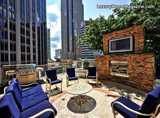 Luxury Highrise Balcony Patio Condo Living Pinterest Home Charlott