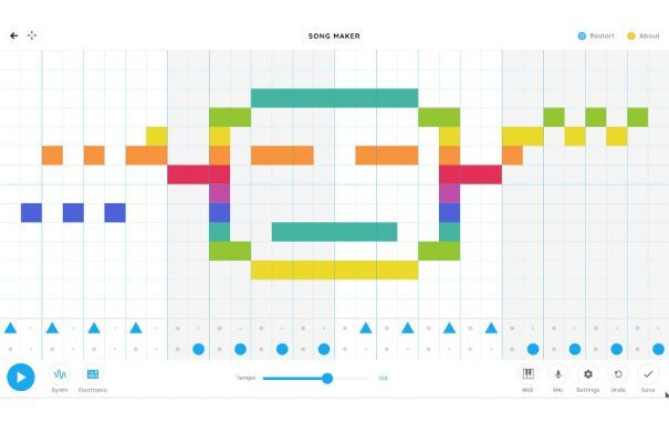 Chrome Music Lab Song Maker puts a synthesizer in your browser Browsers are no longer just about display web pages and cat GIFs. Browser makers are extending both their software and the Web itself to accommodate all sorts of content and interaction some of them more sensible than others. Google has tons of Chrome Experiments aimed to both show off and push the Chrome browser to its limits. Its latest however  Continue reading #pokemon #pokemongo #nintendo #niantic #lol #gaming #fun #diy