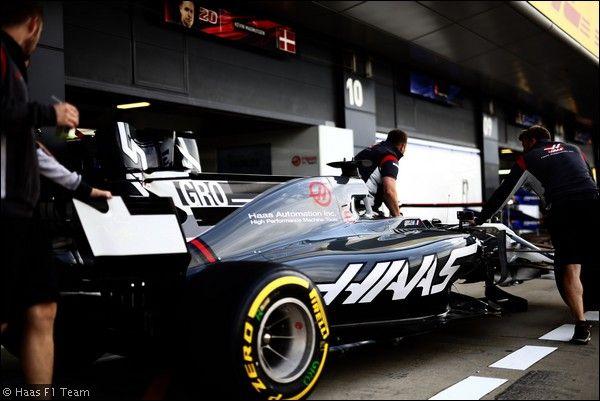 Haas F1 Team conferma coppia Grosjean-Magnussen nel 2018