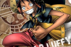ONE PIECE LUFFY~
