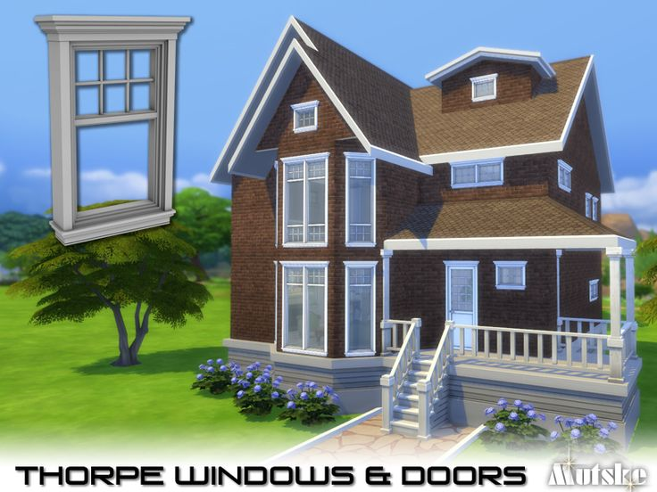 30 best images about sims 4 windows and doors on pinterest for I need new windows for my house