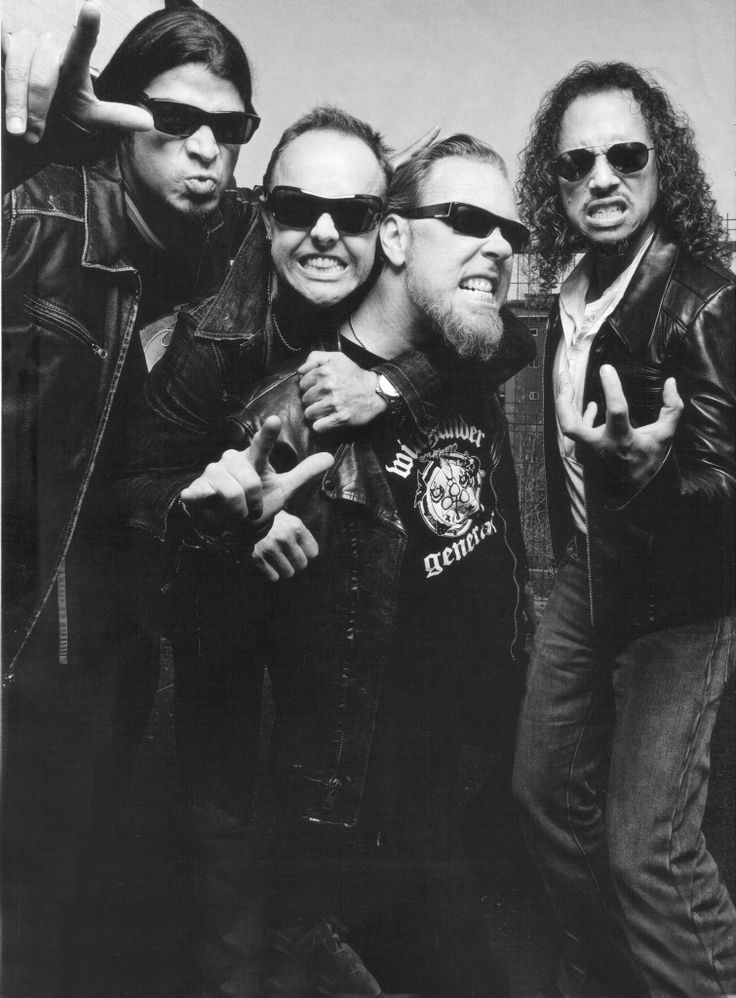 54 best Metallica ( The Greatest Band on Earth) images on ...