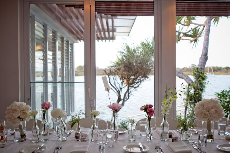 On the beautiful Noosa riverfront you'll find Rickys River Bar + Restaurant.  http://www.itsmywedding.com.au/vendor-profile/rickys-river-bar-restaurant/