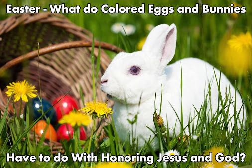 Is Easter Really a Christian Celebration? https://www.jw.org/en ...