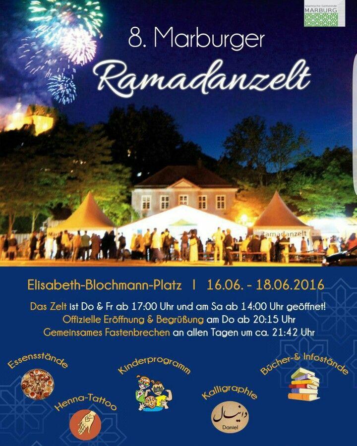Marburger Ramadanzelt