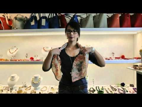 Sjaals dragen: manieren & tips | Kledingstyliste.nl