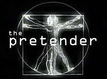 """The Pretender is an American television series that aired on NBC from 1996 to 2000. The series stars Michael T. Weiss as Jarod, a genius and former child prodigy with """"the ability to become anyone he wants to be,"""" i.e., to flawlessly impersonate anyone in virtually any line of work. (Know in Italy as Jarod il Camaleonte)"""