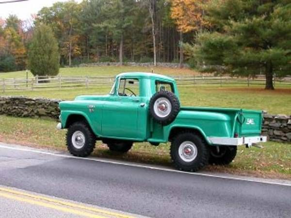 old ford pickup trucks 4x4 | We are the Original NAPCO Owners Group!