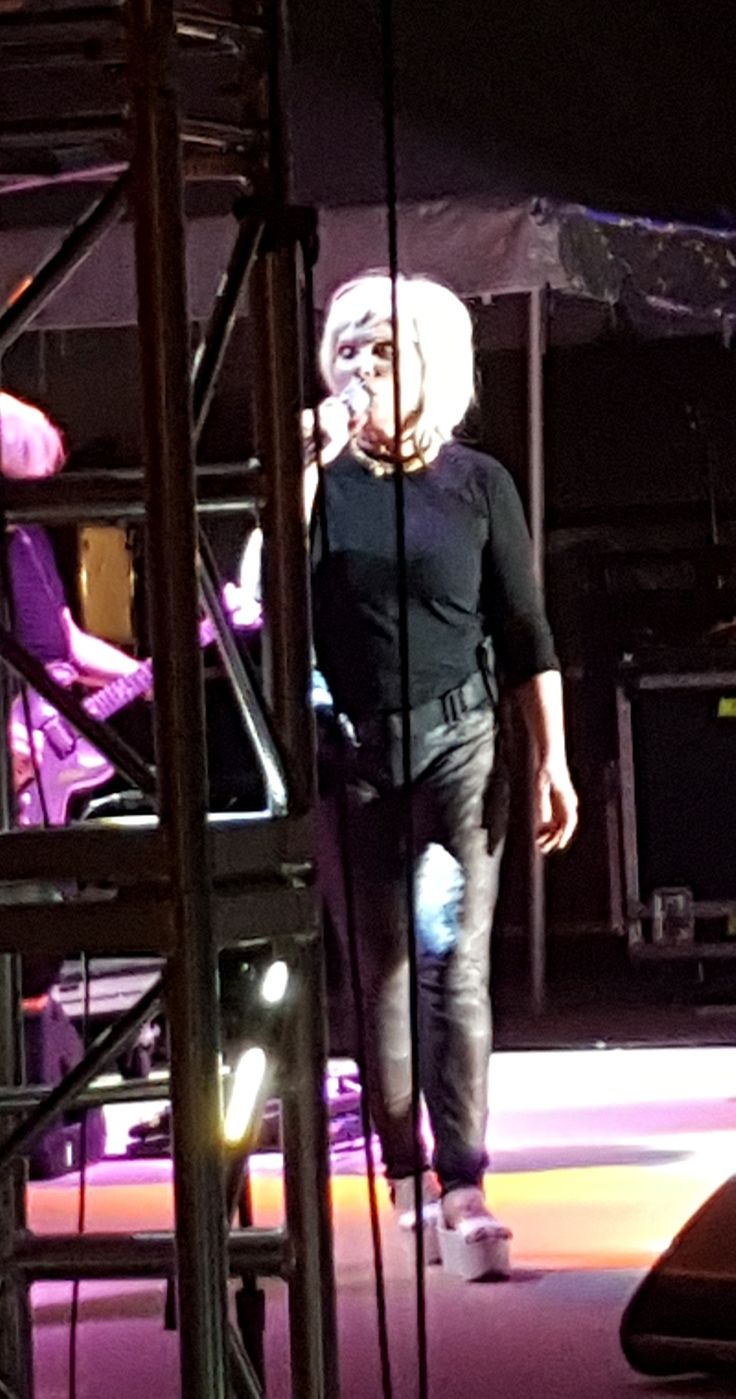 "Blondie : Stir Cove (July 2017) – Started off a little rough, showing her age, but got up to speed and put on a very good show. The most important thing to remember – her place in music/art history. You can draw a line through Debbie Harry to CBGB, Studio 54, Grandmaster Flash, The Ramones, Lou Reed, Andy Warhol, etc, etc. And there is no doubt that Rapture was a breakthrough moment that introduced hip-hop to the world – quite a statement. Played quite a few songs from 2017's ""Pollinator,""…"