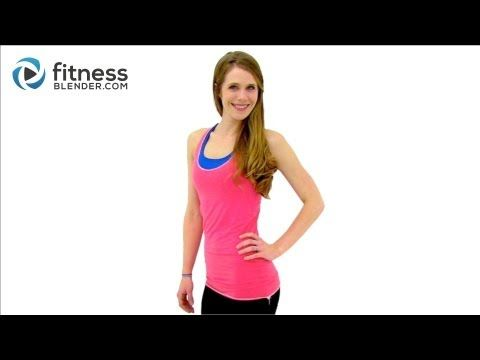 1000 Calorie Workout Video - 84 Min HIIT Cardio, Total Body Strength Tra...