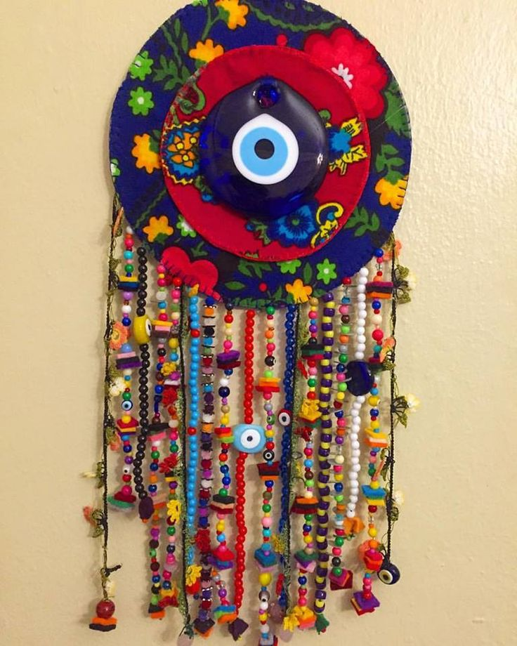 Nazarlık ,nazar,  amulet, turkish eye, design, hand made