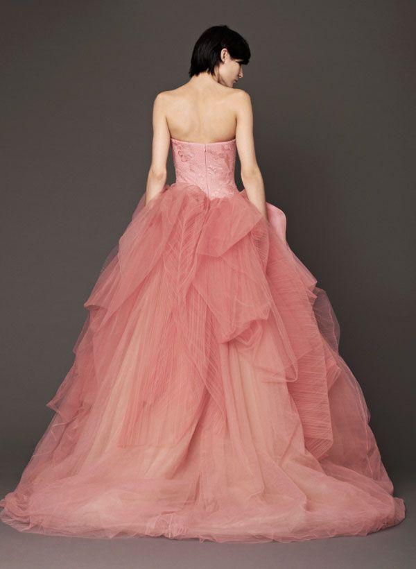 Mejores 16 imágenes de Vestidos de noiva coloridos en Pinterest ...