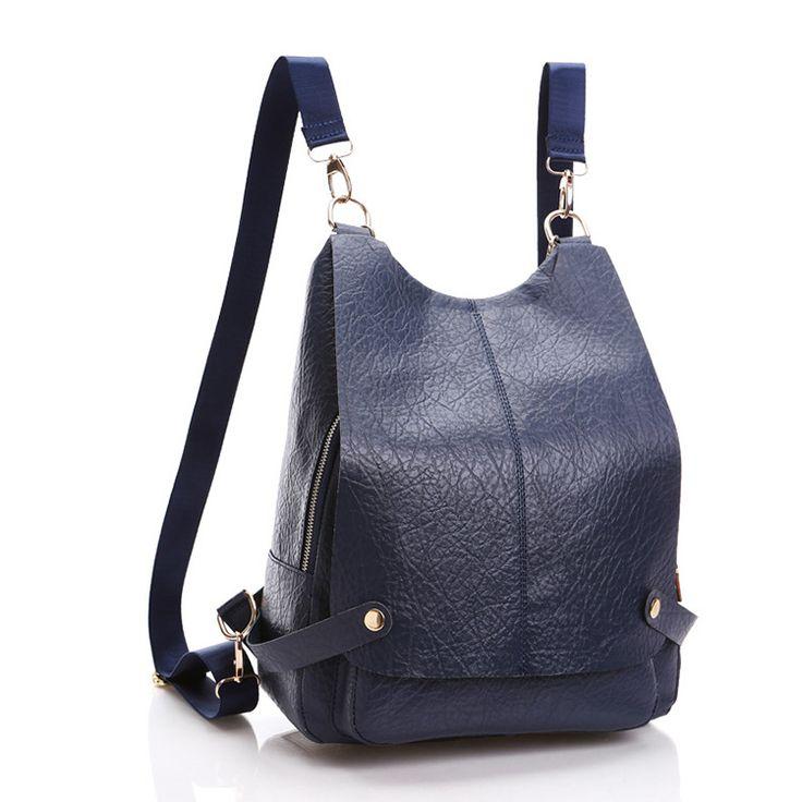 Venta mochilas de piel al por mayor mochilas femeninas oferta [SD91024] - €55.14 : bzbolsos.com, comprar bolsos online