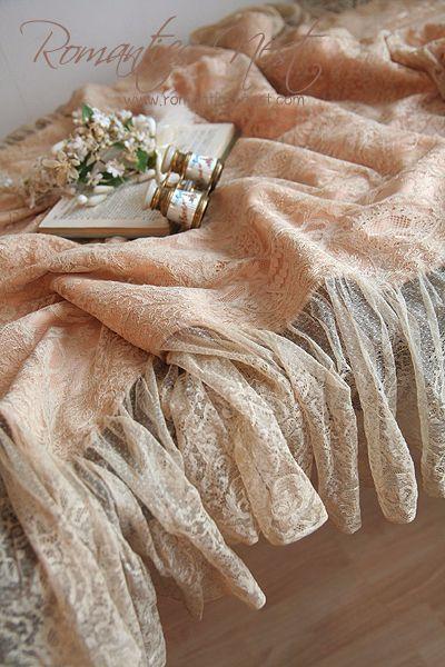 Dreamy Vintage Textile