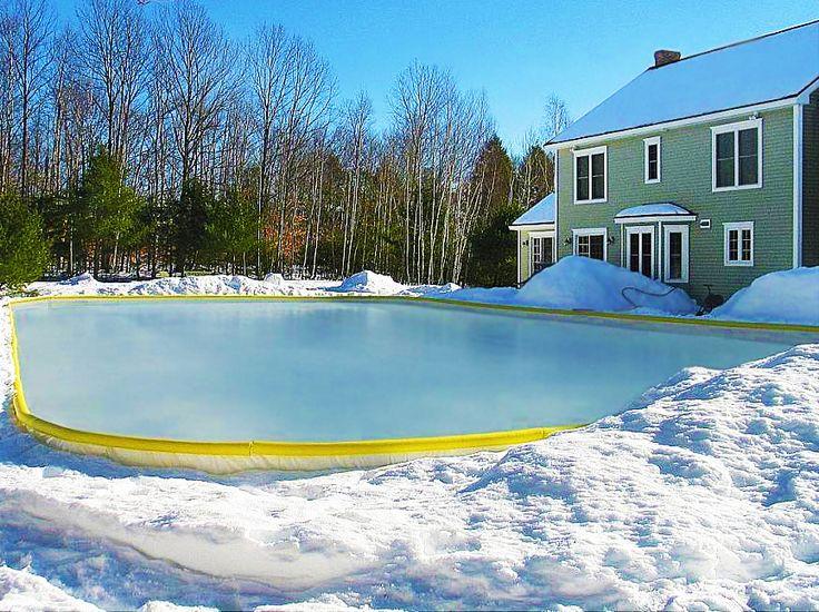 A9a63285c7e133c5965e0acc1bcd46bd  Ice Rink Backyard Ideas