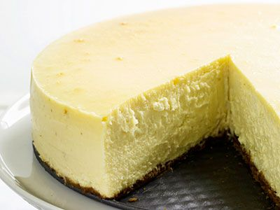 New York-Style Cheesecake, Recipe from Martha Bakes, February 2011