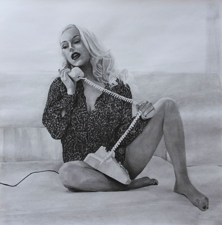 """Name: #CourtneyStodden #Model, #Singer, #Actress  Features  - Graphite pencils on paper 180g / m² - Signed by the artist Measurements  - 43 x 43 cm / 17"""" W x 17"""" H Inch  Video on YouTube↓ (with © music by MM) https://youtu.be/2tJ0LrQI-0U Other musical version without ads ↓ (Unofficial) https://youtu.be/4p76NuCfmyY #Art #Drawing #CreationByKK"""