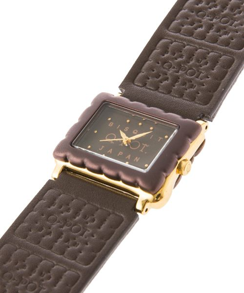 Melty Biscuit Watch / ¥33,600