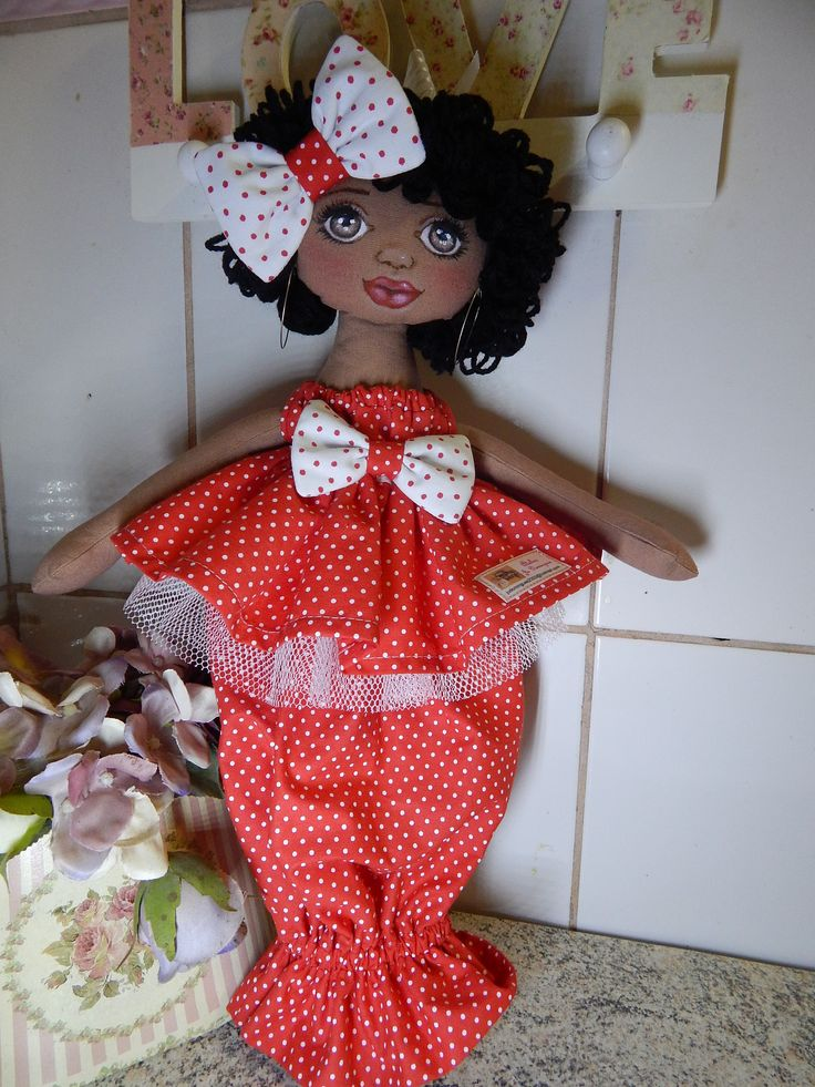 boneca puxa saco
