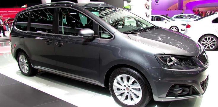 Новинка от «Volkswagen Sharan» — «Seat Alhambra»