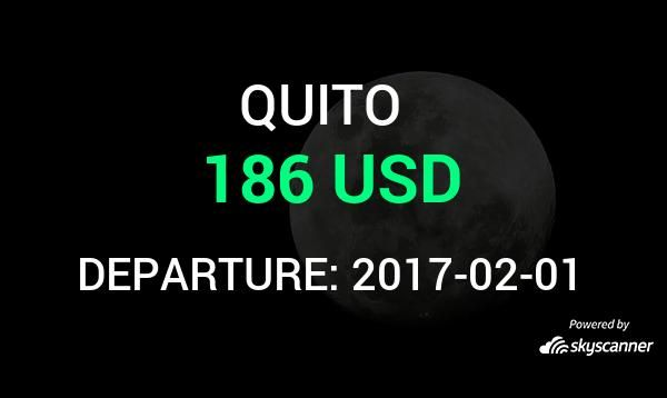 Flight from Orlando to Quito by Avia #travel #ticket #flight #deals   BOOK NOW >>>