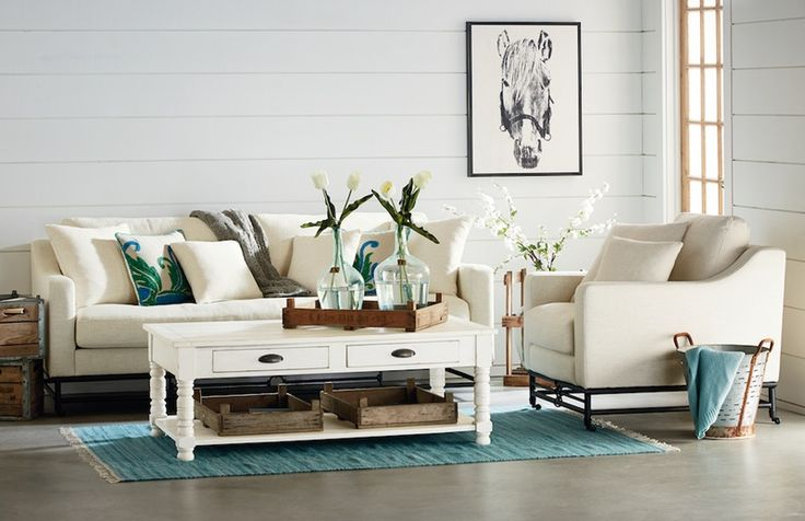 Meet the 6 Styles of Joanna Gaines's New Furniture Line — Sponsored by American Signature Furniture