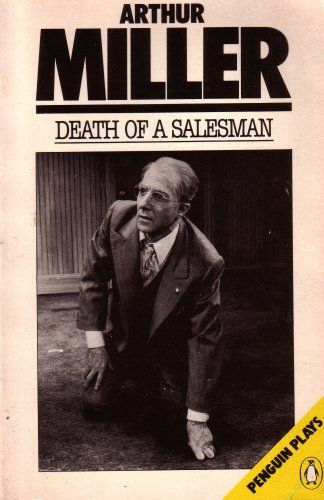 the symbolism in arthur millers play death of a salesman The essay tries to shed some light on arthur miller's death of a salesman it starts  with an analysis of a seemingly irrelevant detail: the difference between gold and  diamonds  in miller's play, american society confronts willy loman with three.