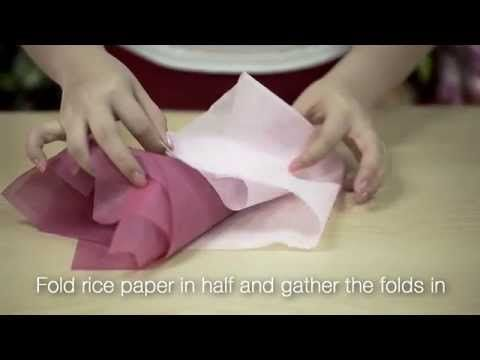 Learn how to make chocolate bouquet - YouTube
