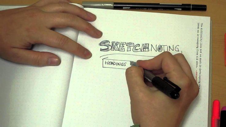 Sketchnoting - By Rebekah Olsen