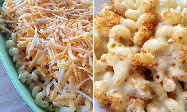 Is this the best macaroni cheese recipe EVER? The simple dish that's driving the web wild (and it only has six ingredients) | Daily Mail Online