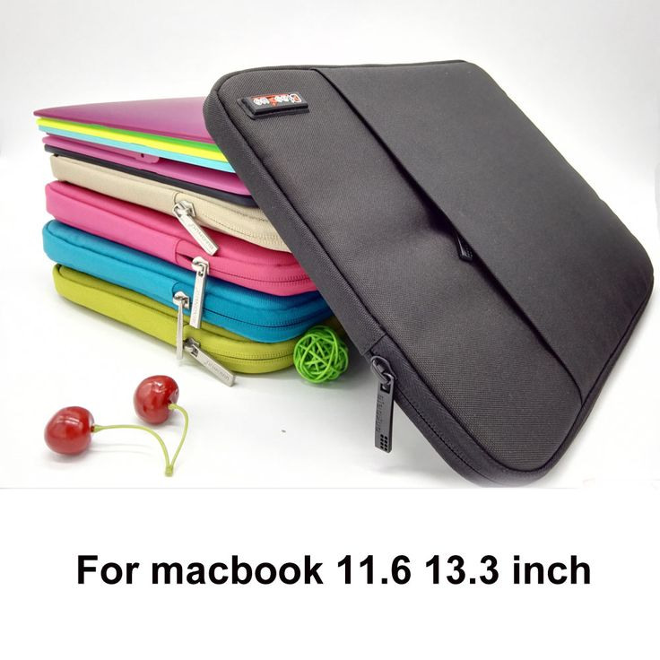 HOT Neoprene Ultrabook notebook Laptop Sleeve bag case for apple mac book Pro 13/Retina13 air 13 11 inch protector for macbook