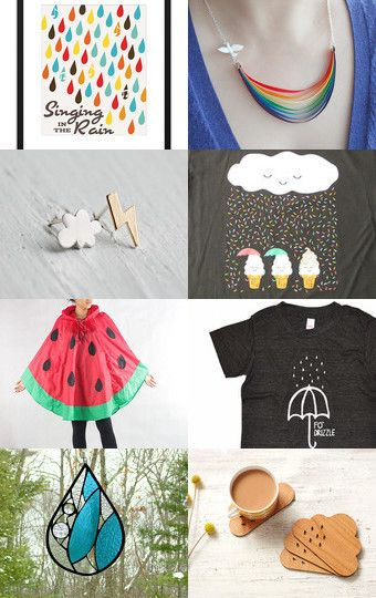 April Showers... by Trish Mc on Etsy--Pinned with TreasuryPin.com