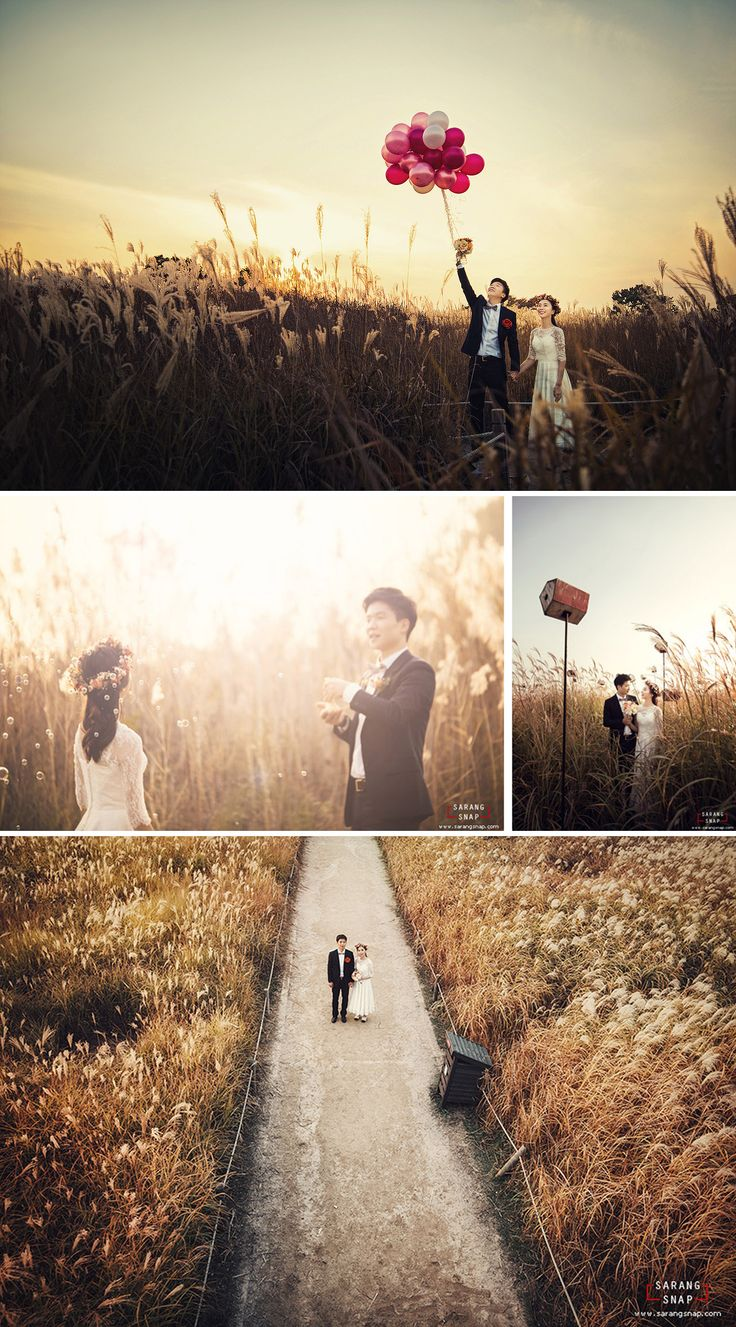 11 Beautiful Pre wedding Locations in Seoul That