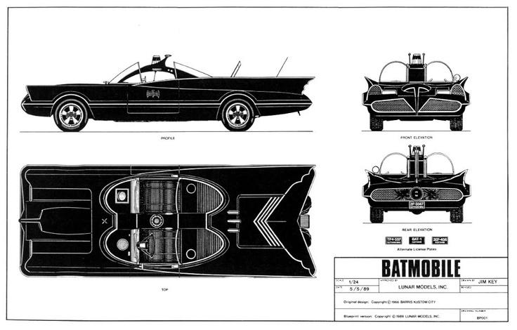 batmobile and design on pinterest