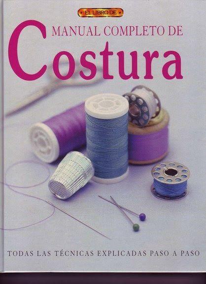 Coisas Lindas da Priscila: Livros de Costura à Máquina Scaneados
