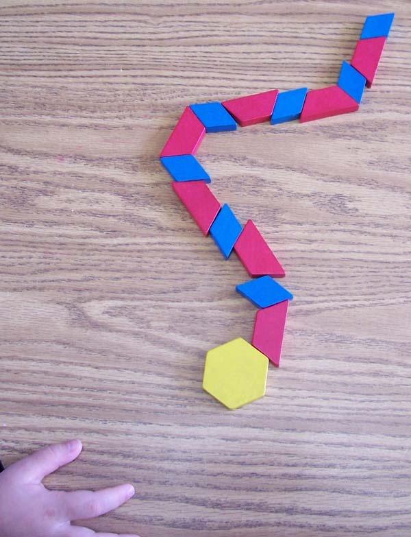 Making Pattern Snakes